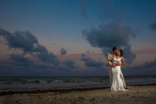 lisa ryon tulum wedding akiin beach club 02 2 500x335 - Lisa & Ryon - Ak'iin Beach Club