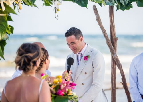 lisa ryon tulum wedding akiin beach club 02 5 500x358 - Lisa & Ryon - Ak'iin Beach Club