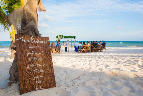 lisa ryon tulum wedding akiin beach club 02 7 500x335 - Lisa & Ryon - Ak'iin Beach Club