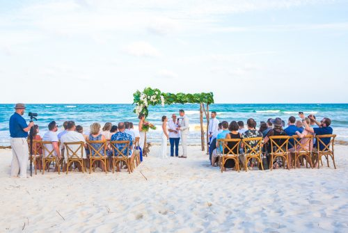 lisa ryon tulum wedding akiin beach club 02 8 500x335 - Lisa & Ryon - Ak'iin Beach Club