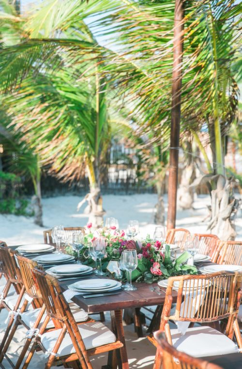 lisa ryon tulum wedding akiin beach club 03 13 500x761 - Lisa & Ryon - Ak'iin Beach Club