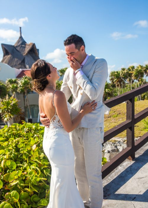 lisa ryon tulum wedding akiin beach club 03 15 500x703 - Lisa & Ryon - Ak'iin Beach Club