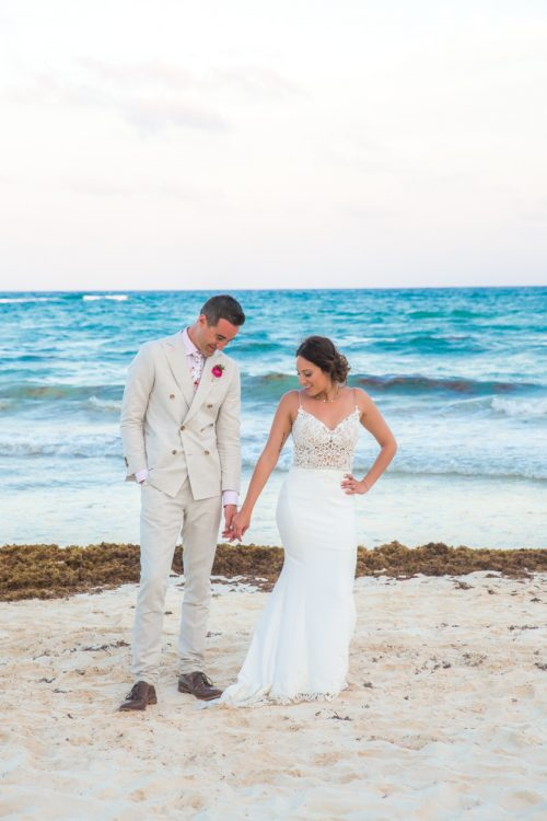 lisa ryon tulum wedding akiin beach club 03 6 500x750 - Lisa & Ryon - Ak'iin Beach Club