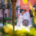 aimee robert beach wedding ocean coral riviera maya 02 2 150x150 - Karen & Jonathan - Sandos Playacar