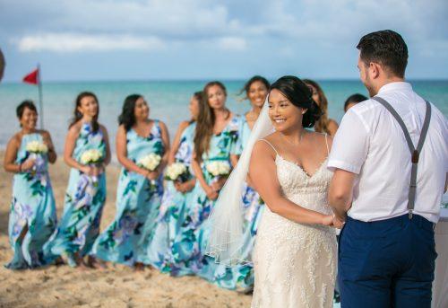 darcelle justin beach wedding ocean riviera paradise playa del carmen 01 7 500x343 - Darcelle & Justin - Ocean Riviera Paradise
