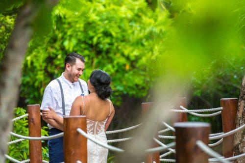 darcelle justin beach wedding ocean riviera paradise playa del carmen 01 9 500x332 - Darcelle & Justin - Ocean Riviera Paradise