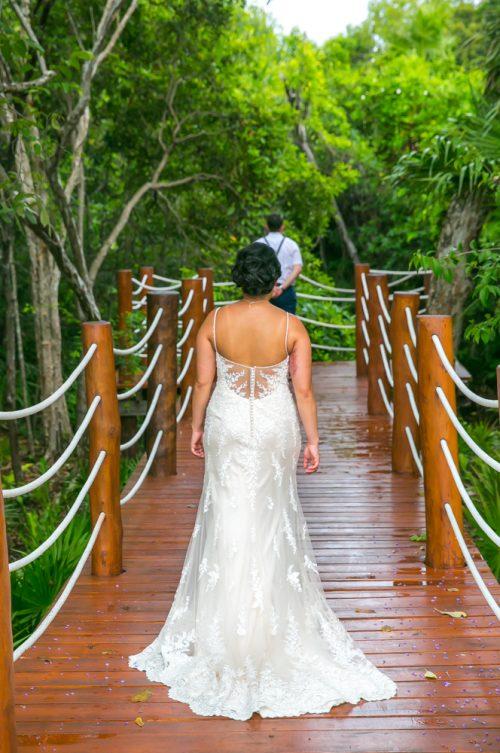 darcelle justin beach wedding ocean riviera paradise playa del carmen 02 10 500x753 - Darcelle & Justin - Ocean Riviera Paradise