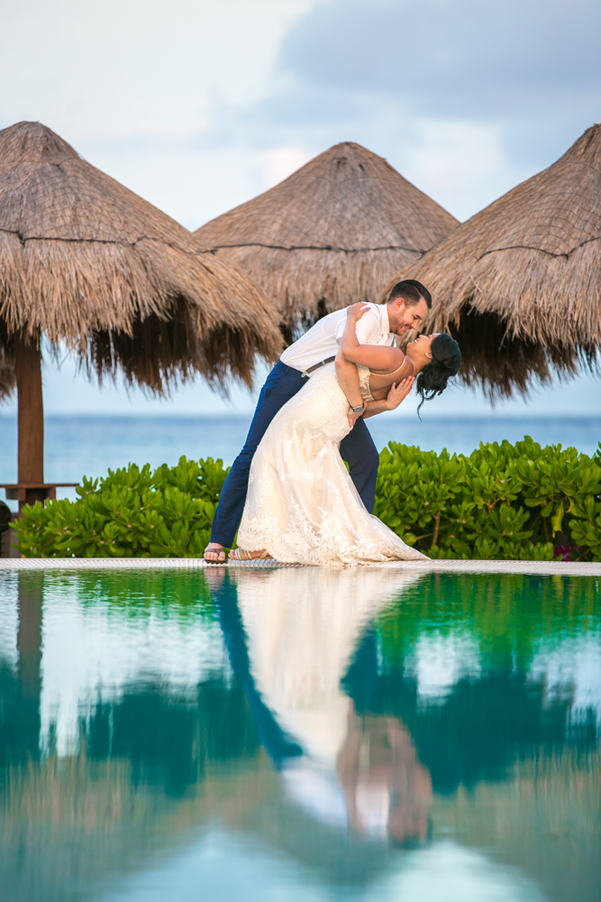 darcelle justin beach wedding ocean riviera paradise playa del carmen 02 4 - Darcelle & Justin - Ocean Riviera Paradise