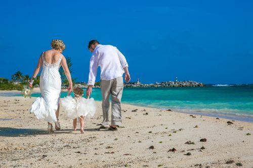 jenny bill riviera maya wedding omni puerto aventuras beach resort 02 2 500x333 - Jenny & Bill - Omni Hotel Puerto Aventuras