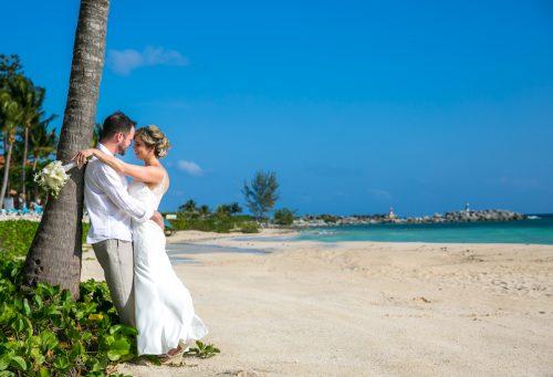 jenny bill riviera maya wedding omni puerto aventuras beach resort 02 5 500x341 - Jenny & Bill - Omni Hotel Puerto Aventuras