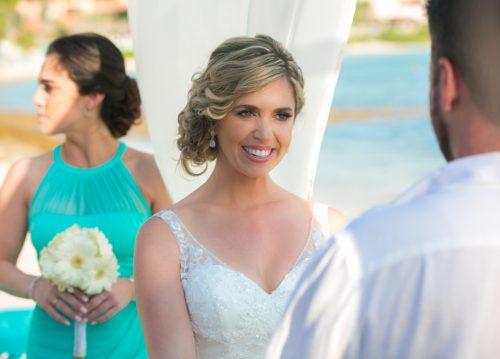jenny bill riviera maya wedding omni puerto aventuras beach resort 02 7 500x359 - Jenny & Bill - Omni Hotel Puerto Aventuras