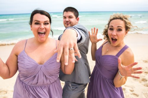 lana lee beach wedding grand sunset princess riviera maya 01 8 500x333 - Lana & Lee - Grand Sunset Princess