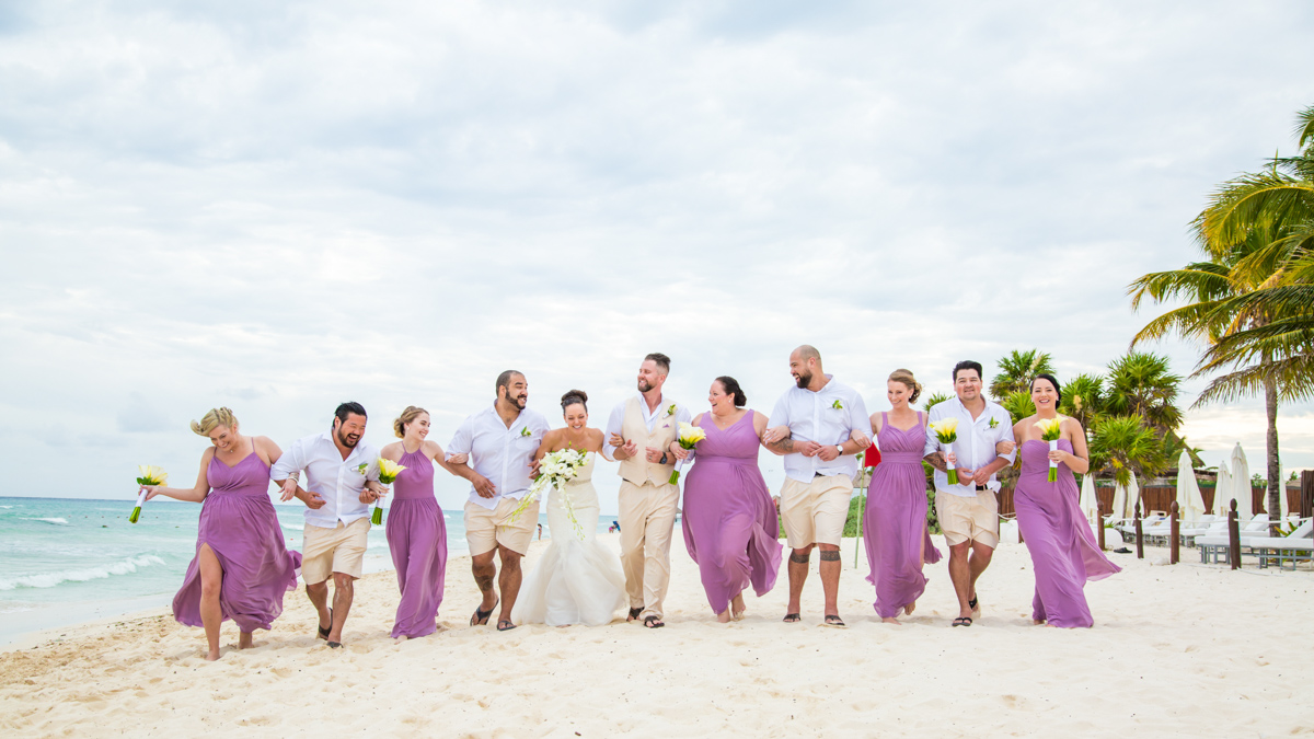 Top Tips For A Stress Free Beach Wedding – What To Wear