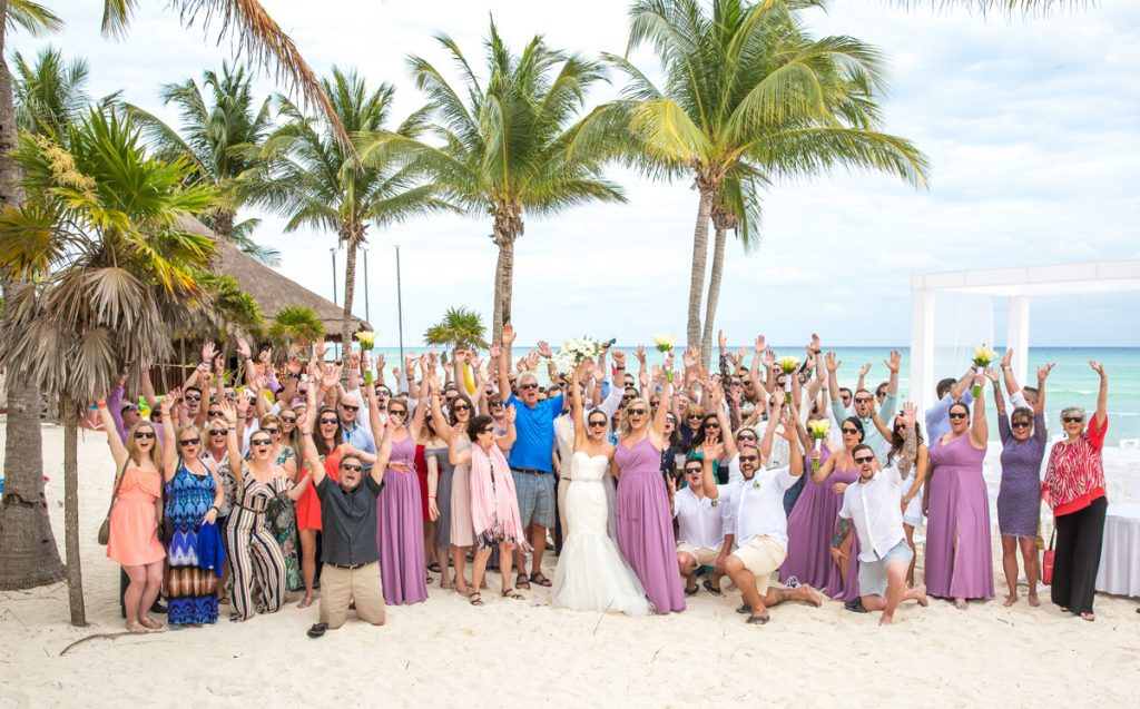 lindsay rob beach wedding grand sunset princess 01 9 1024x637 - 4 Things A Bride Must Know About Destination Wedding Etiquette