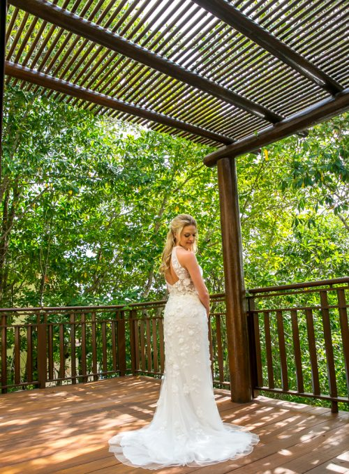 melissa chris riviera maya wedding fairmont mayakoba 01 12 500x679 - Melissa & Chris - Fairmont Mayakoba