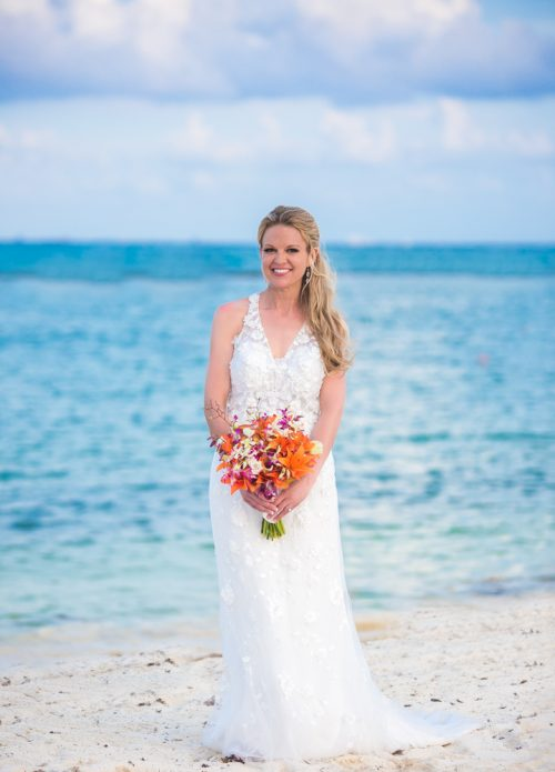 melissa chris riviera maya wedding fairmont mayakoba 01 2 500x695 - Melissa & Chris - Fairmont Mayakoba