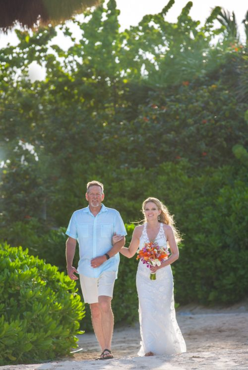 melissa chris riviera maya wedding fairmont mayakoba 01 6 500x746 - Melissa & Chris - Fairmont Mayakoba