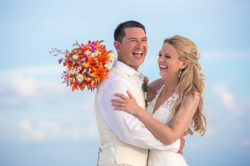 melissa chris riviera maya wedding fairmont mayakoba 02 1 1024x683 - How To Get The Best Photographer For A Wedding In Mexico?