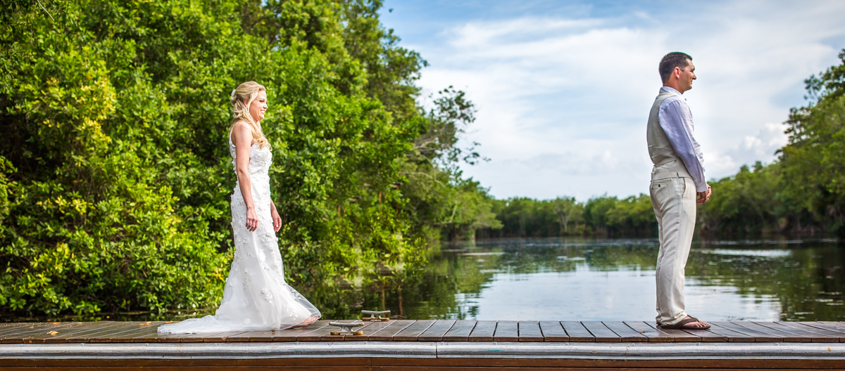 melissa chris riviera maya wedding fairmont mayakoba 02 12 1 - Melissa & Chris - Fairmont Mayakoba