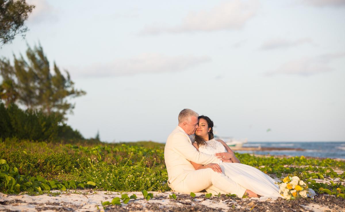 safaa al wedding grand coral beach club playa del carmen 01 12 - Safaa & Al - Grand Coral Beach Club