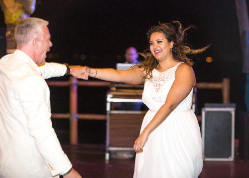 safaa al wedding grand coral beach club playa del carmen 01 14 500x357 - Safaa & Al - Grand Coral Beach Club