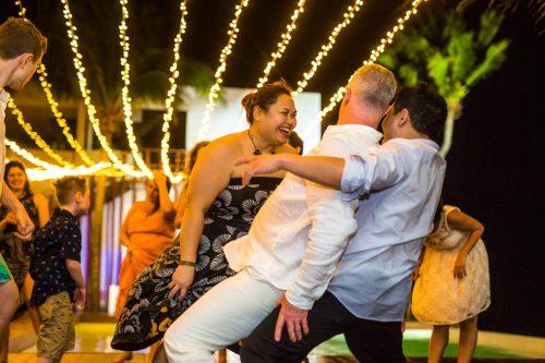 safaa al wedding grand coral beach club playa del carmen 01 16 500x333 - Safaa & Al - Grand Coral Beach Club