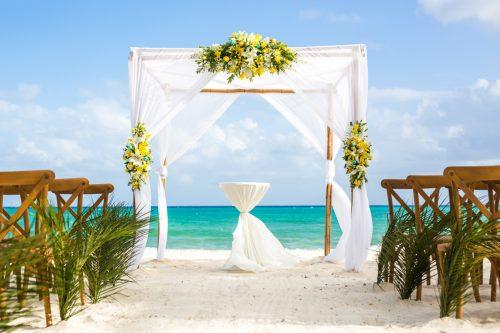 safaa al wedding grand coral beach club playa del carmen 01 2 500x333 - Safaa & Al - Grand Coral Beach Club