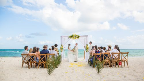 safaa al wedding grand coral beach club playa del carmen 01 3 500x282 - Safaa & Al - Grand Coral Beach Club