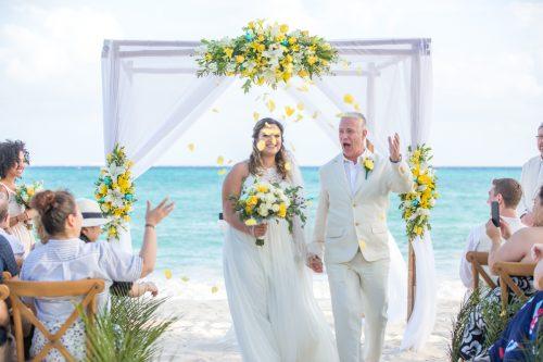 safaa al wedding grand coral beach club playa del carmen 01 7 500x333 - Safaa & Al - Grand Coral Beach Club