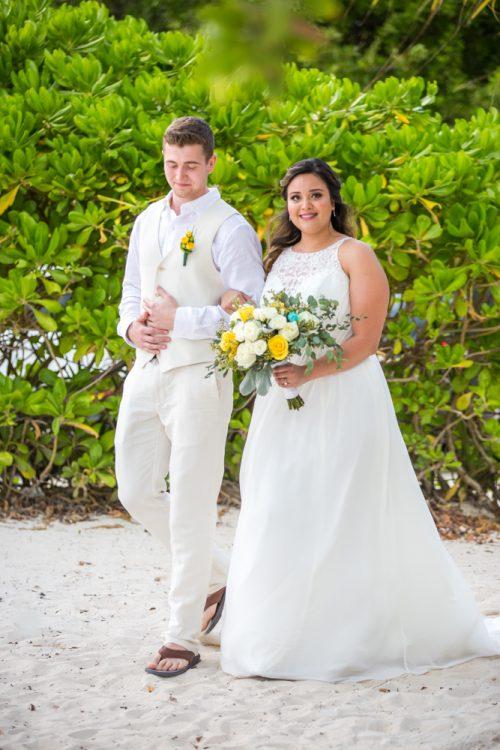 safaa al wedding grand coral beach club playa del carmen 02 2 500x750 - Safaa & Al - Grand Coral Beach Club