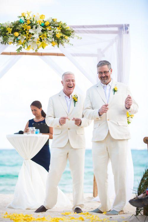 safaa al wedding grand coral beach club playa del carmen 02 500x750 - Safaa & Al - Grand Coral Beach Club