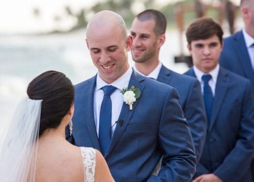 yuri adolfo playa del carmen wedding grand coral beach club 01 10 500x360 - Yuri & Adolfo - Grand Coral Beach Club