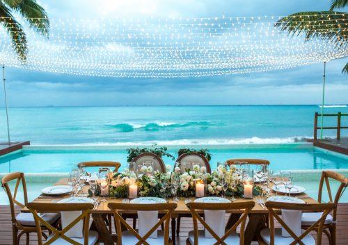 yuri adolfo playa del carmen wedding grand coral beach club 01 18 500x353 - Yuri & Adolfo - Grand Coral Beach Club
