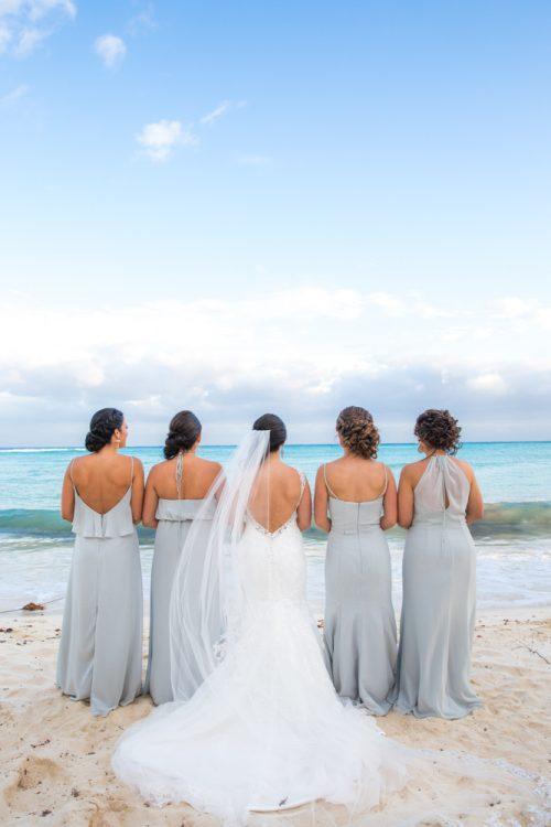 yuri adolfo playa del carmen wedding grand coral beach club 02 3 500x750 - Yuri & Adolfo - Grand Coral Beach Club