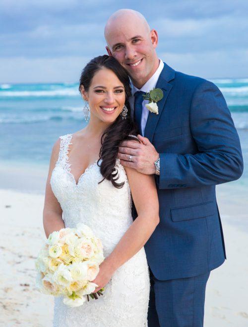 yuri adolfo playa del carmen wedding grand coral beach club 02 4 500x658 - Yuri & Adolfo - Grand Coral Beach Club