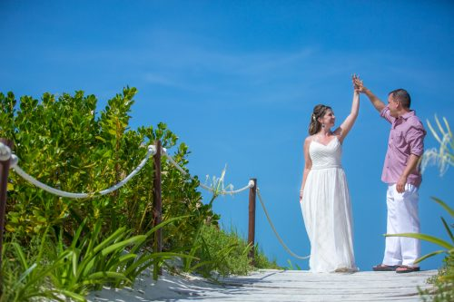 Jane Bill Finest Playa Mujeres Cancun Wedding 02 11 500x333 - Jane & Bill - Finest Playa Mujeres