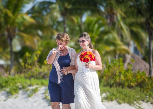 Jane Bill Finest Playa Mujeres Cancun Wedding 02 7 500x355 - Jane & Bill - Finest Playa Mujeres