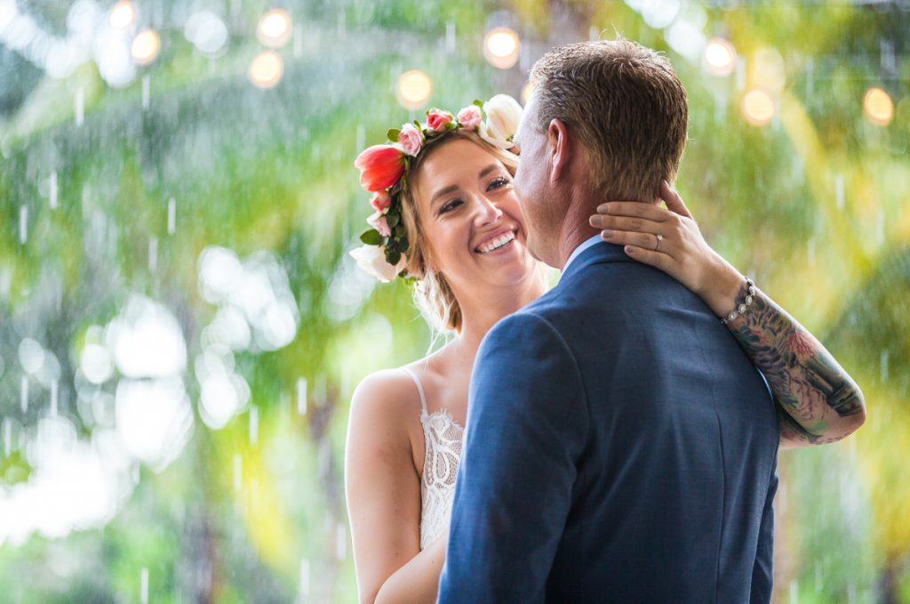 Lauren Chris Riviera Maya Wedding Villa Bellamar Akumal 02.jp 030 1024x679 - The Bride's Guide For Coping With A Rainy Beach Wedding: 7 Essential Tips