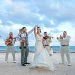 Melody Axel Mayakoba Pueblito Wedding 01 Grand Coral Beach Club Reception 6 1 150x150 - Ciara & Ben - Moon Palace