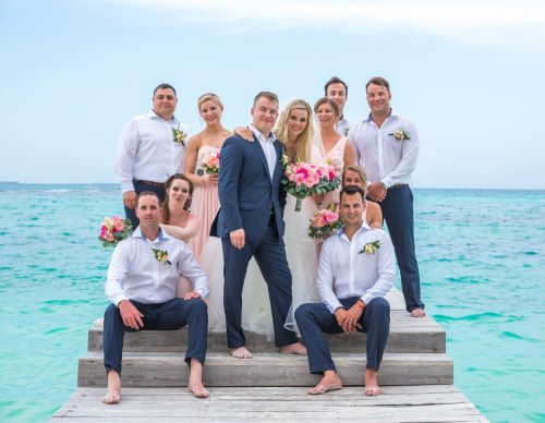 Iona Travis Hotel Riu Cancun Wedding 13 500x388 - Iona & Travis - Hotel Riu Cancun