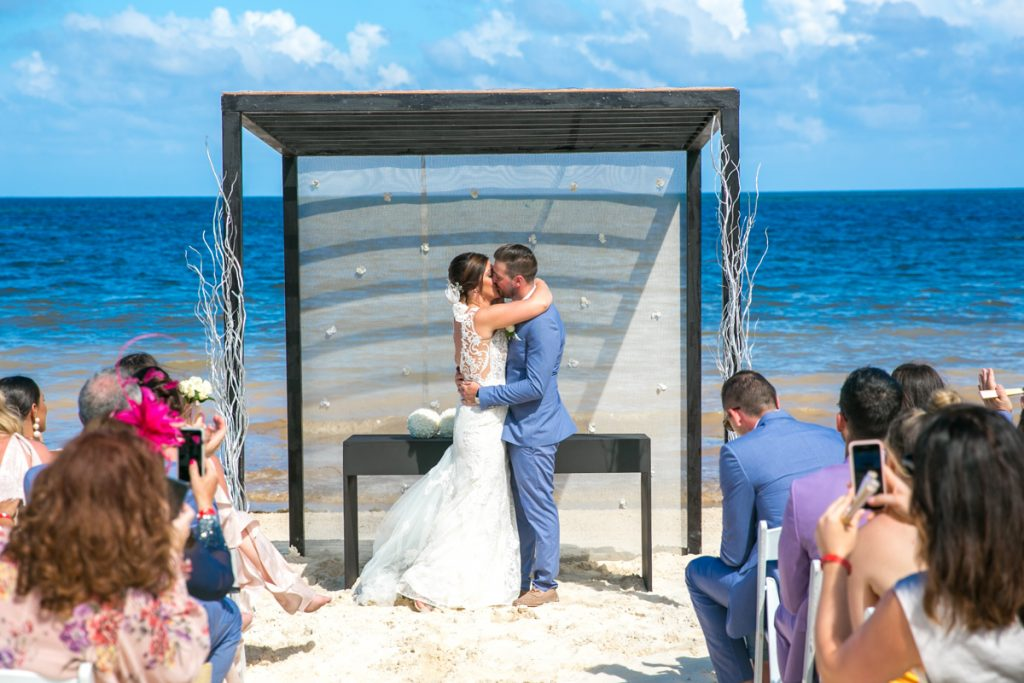 Ciara Ben Moon Palace Cancun Wedding 02 10 1024x683 - 10 Items You Won't Regret Putting In Your Beach Wedding Emergency Kit