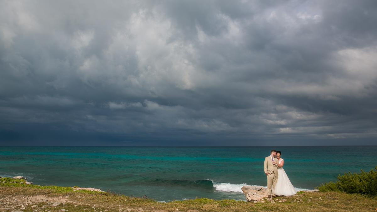 Andreya Alec Casa Gemelos Isla Mujeres Wedding 15 - Andreya & Alec - Casa Gemelos, Isla Mujeres