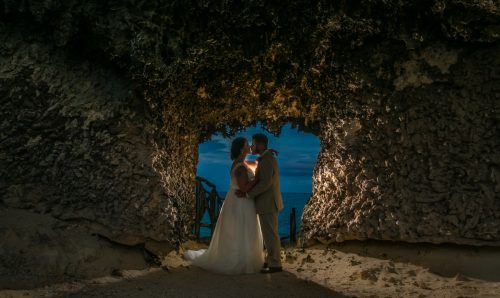 Andreya Alec Casa Gemelos Isla Mujeres Wedding 2 500x298 - Andreya & Alec - Casa Gemelos, Isla Mujeres