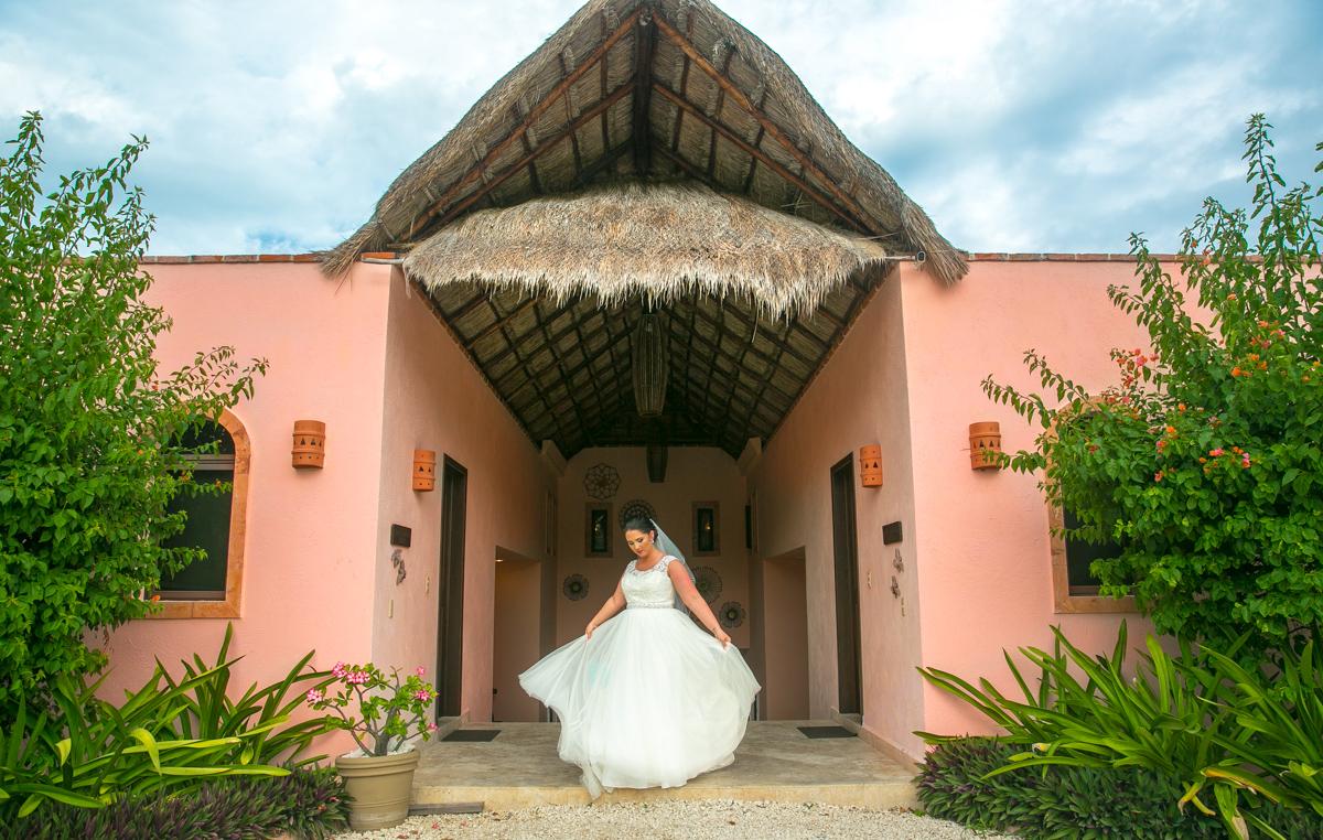 Andreya Alec Casa Gemelos Isla Mujeres Wedding 23 - Andreya & Alec - Casa Gemelos, Isla Mujeres