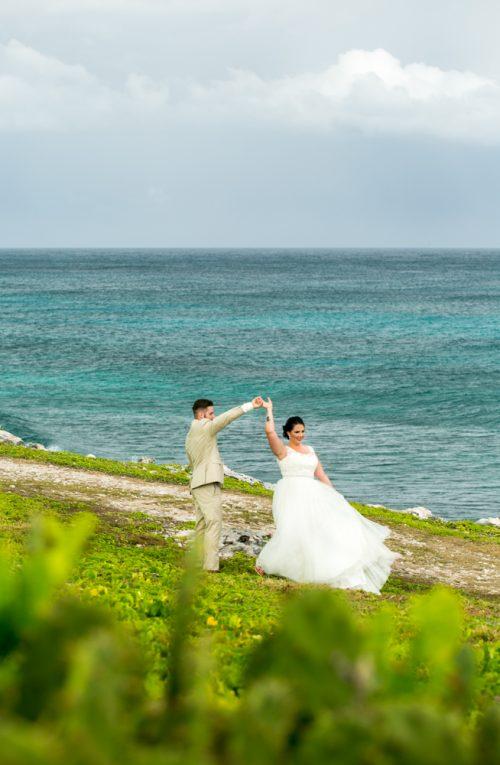 Andreya Alec Casa Gemelos Isla Mujeres Wedding 4 1 500x765 - Andreya & Alec - Casa Gemelos, Isla Mujeres