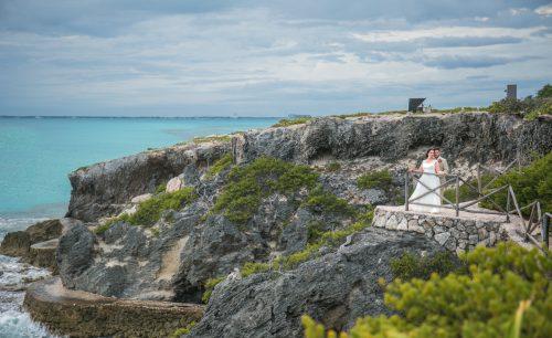 Andreya Alec Casa Gemelos Isla Mujeres Wedding 4 500x306 - Andreya & Alec - Casa Gemelos, Isla Mujeres
