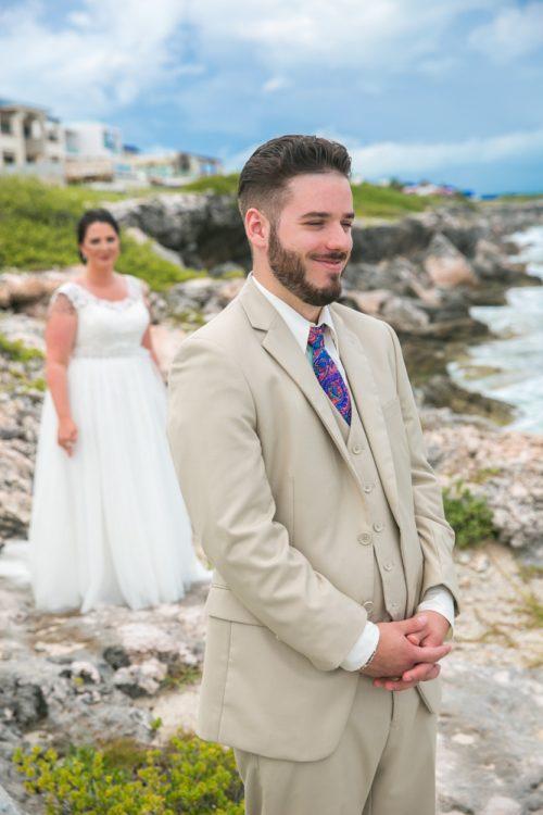 Andreya Alec Casa Gemelos Isla Mujeres Wedding 5 1 500x750 - Andreya & Alec - Casa Gemelos, Isla Mujeres