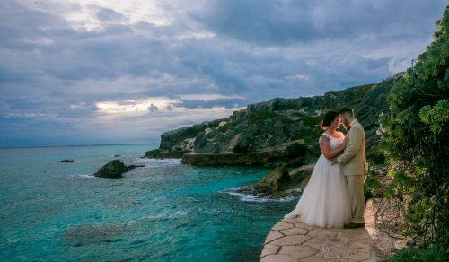 Andreya Alec Casa Gemelos Isla Mujeres Wedding 500x292 - Andreya & Alec - Casa Gemelos, Isla Mujeres