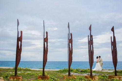 Andreya Alec Casa Gemelos Isla Mujeres Wedding 6 500x333 - Andreya & Alec - Casa Gemelos, Isla Mujeres