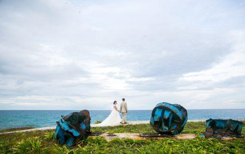 Andreya Alec Casa Gemelos Isla Mujeres Wedding 7 500x315 - Andreya & Alec - Casa Gemelos, Isla Mujeres